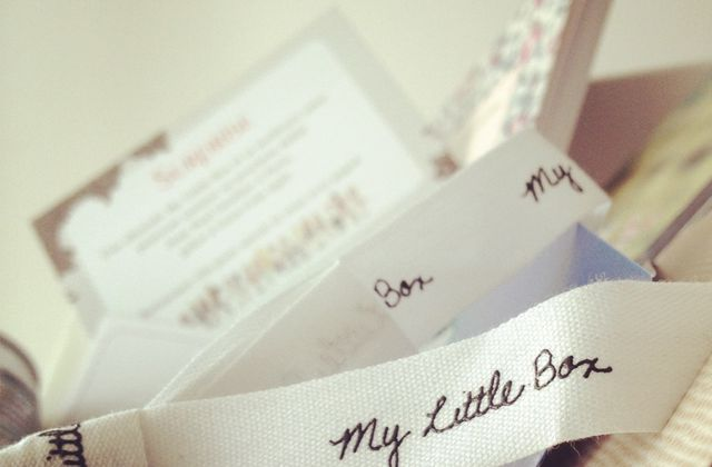 My Little Couture Box.
