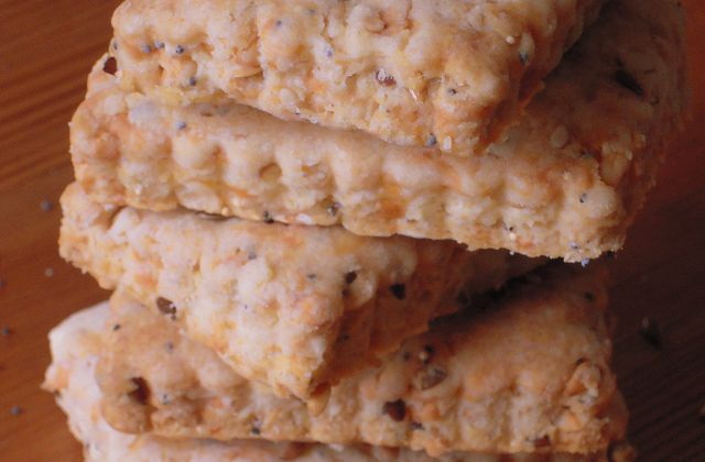 Biscuits aux graines