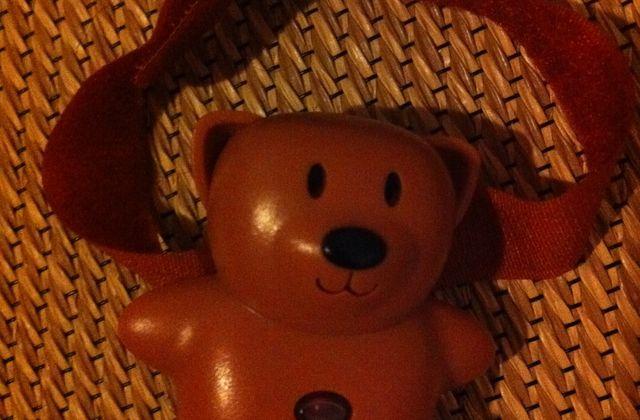 Mon SOS TEDDY mon meilleur ami et il a sauvé mon sac à main!!!!!!!!!!!!!