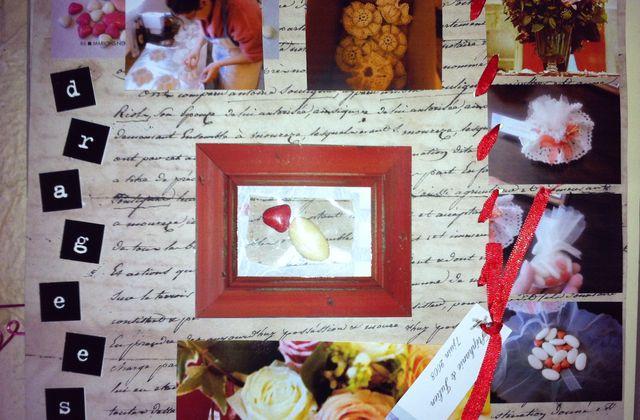 {DIY} SCRAPBOOKING; L'amour, une demande en mariage