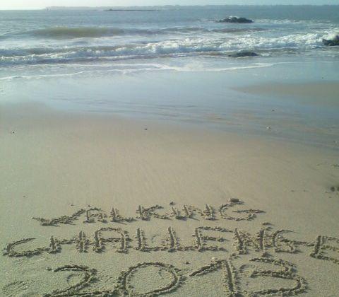 Le walking challenge 2013 est lancé !