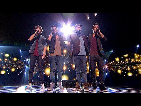 [À découvrir] X Factor UK 2012 - James Arthur & Co.