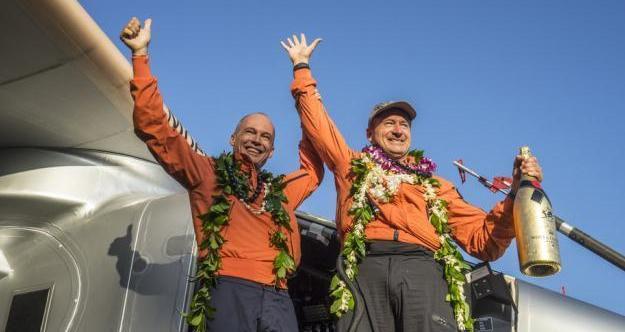 #SolarImpulse nous en dit plus sur la ténacité...