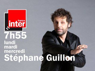 STEPHANE GUILLON SUR FRANCE INTER - France Inter en burqa