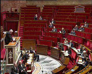 Débat parlementaire sur le climat