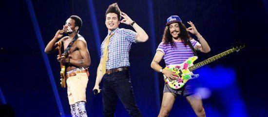 Gagnant de l'Eurovision
