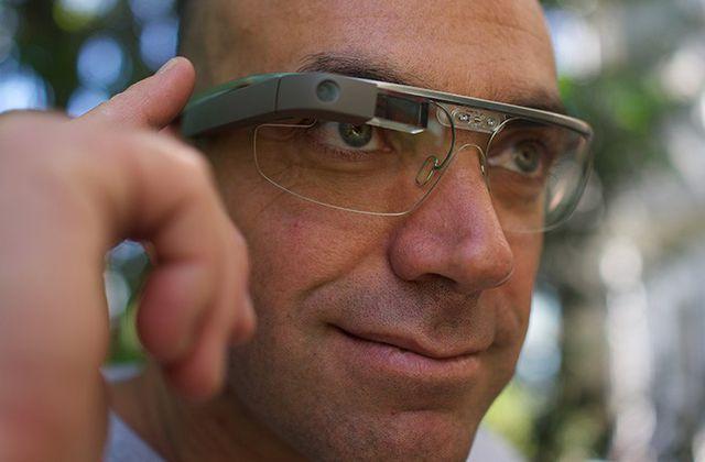 Les Google Glass pourront indiquer la puissance de votre adversaire