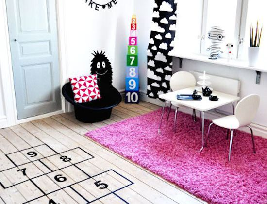 Hopscotch Made from