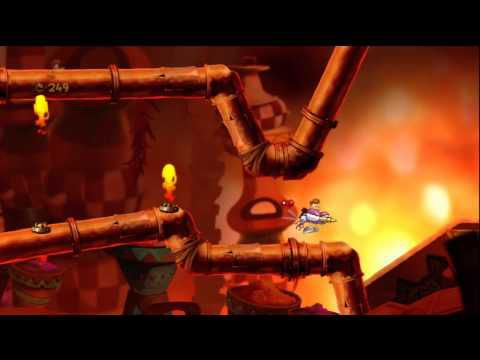FirstView Rayman Origins (360)