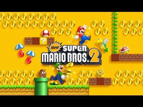 Review New Super Mario Bros. 2 (3DS)