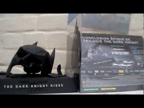 Unboxing : The Dark Knight Rises Collector Edition (EURO Version)