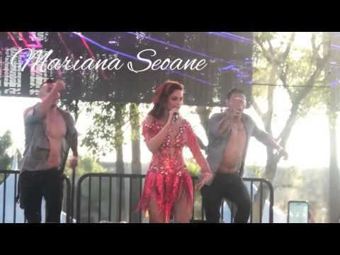 A little resume of the latino artists from the Fiesta Caliente stage at the Long Beach Gay Pride 2017 California