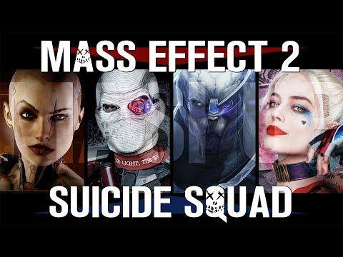 TRAILER MASH-UP: Mass Effect & Suicide Squad