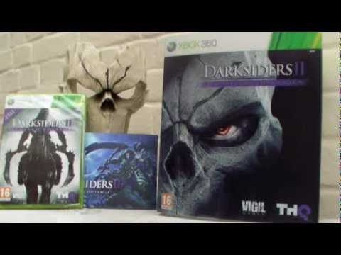 Unboxing : Darksiders II Premium Edition (EXCLUSIVE FR Version)