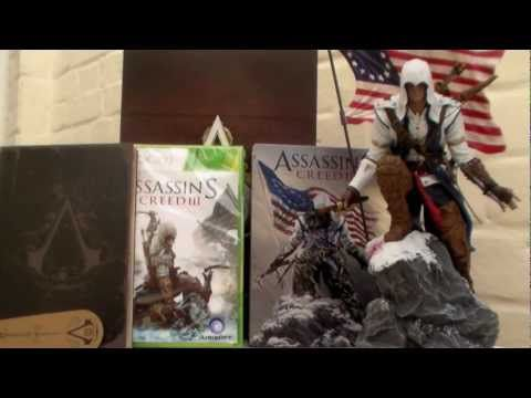 Unboxing : Assassin'S Creed 3 Edition Freedom (EURO Version)