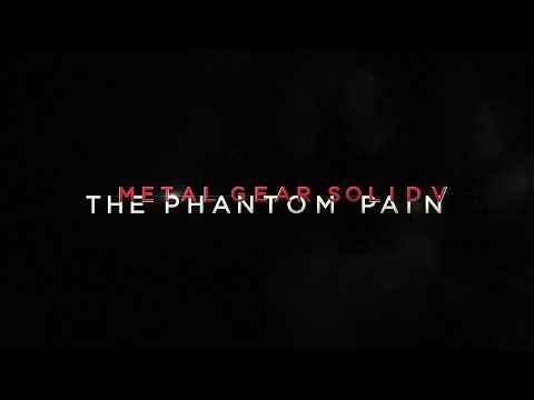 VideoTest ~ Metal Gear Solid V: The Phantom Pain (HD)(PS4)
