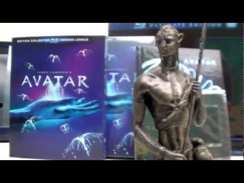 Unboxing : AVATAR Ultimate Edition (EURO Version)