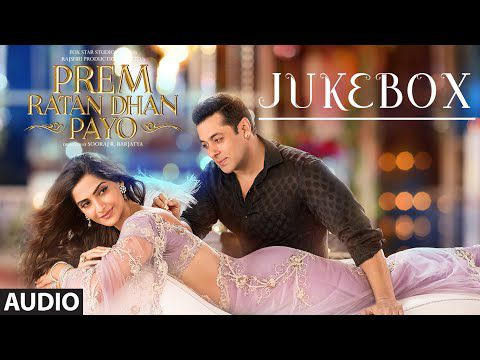 ♥ A melodious musical return of Prem with Prem Ratan Dhan Payo ( 2015 ) ! ♥