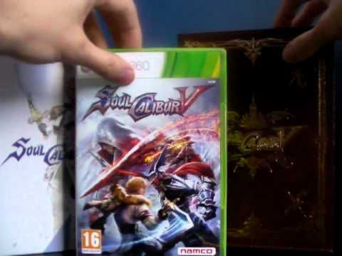 Unboxing : Soul Calibur V Edition Collector (EURO Version)
