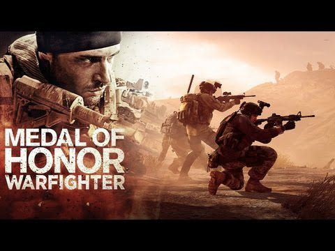 FirstView Beta Medal of Honor Warfighter (HD)(360)