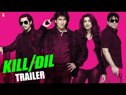♥ PLAYLIST OF  KILL/ DIL ( 2014 ) ~ A modern and rocking western musical ♥
