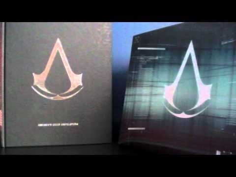 Unboxing : Assassin's Creed Revelations Edition Animus (EURO Version)