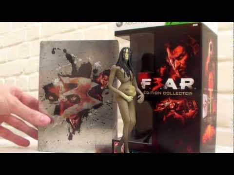 Unboxing : F.3.A.R. Collector Edition (EURO Version)