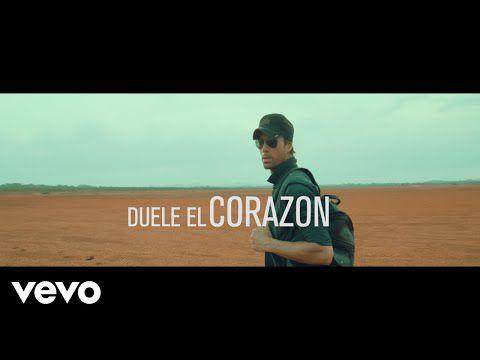 Duele el Corazón - Enrique Iglesias ft. Wisin