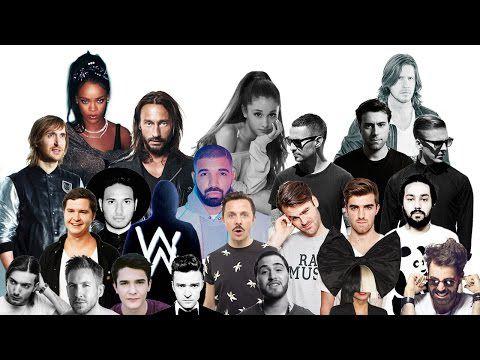Mashummer 2016 - Mashup of 20+ Songs by Rudeejay
