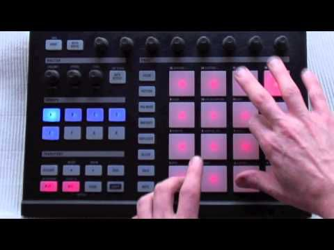 Jeremy Ellis Performing on Maschine - Unlike Any...