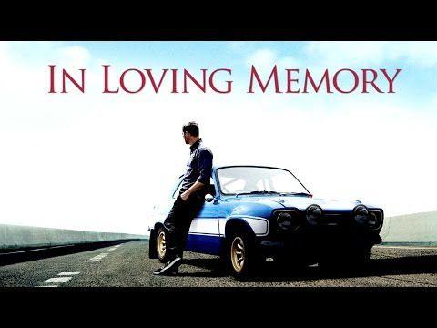 Paul Walker : la vidéo hommage qui nous aide à décrypter le phénomène buzz de l'année #PaulWalker