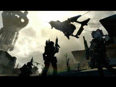 TitanFall : encore un peu de gameplay
