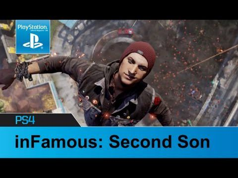 Infamous Second Son : du gameplay en 1080p