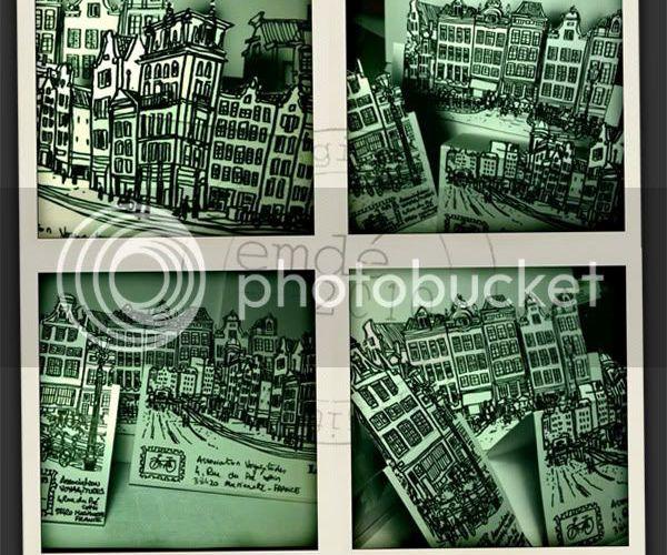 des cartes d'Amsterdam ?