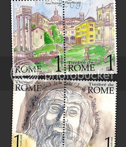 Timbré de Rome...