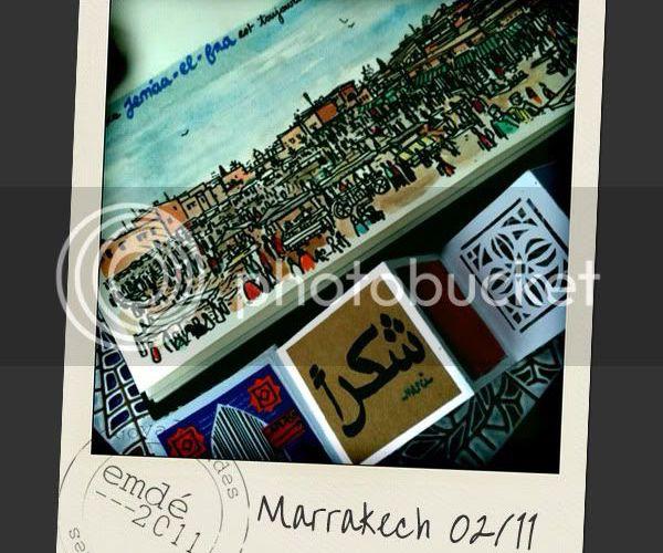 Carnet de Marrakech