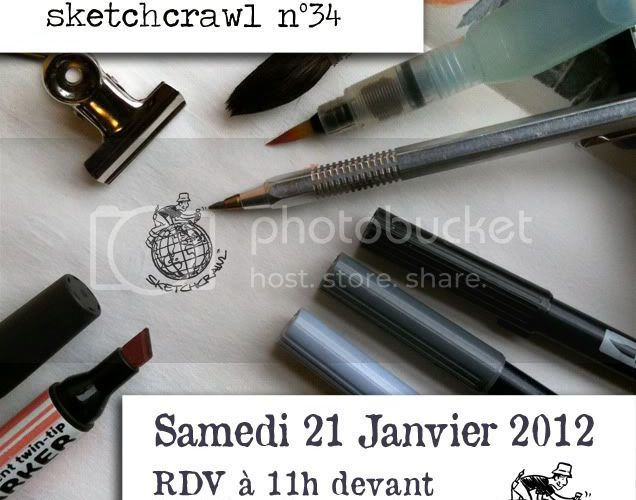 34 Sketchcrawl à Grenoble [results]