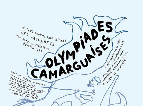 Olympiades camarguaises