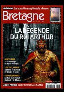 """Bretagne magazine thématique : """"la légende du roi arthur"""""""