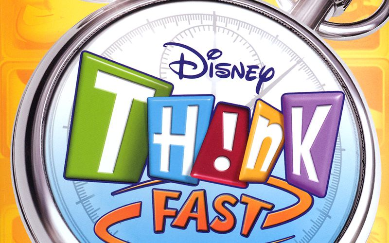 Disney Think fast! Wii