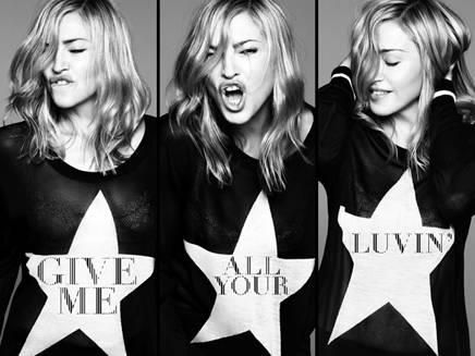 """Madonna - """"Give Me All Your Love"""""""
