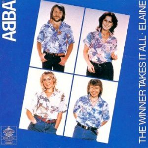 """Abba - """"The Winner Takes It All"""""""