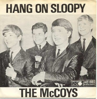"""""""Hang on Sloopy"""" par les The McCoys"""