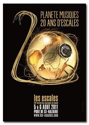 Les Escales de Saint-Nazaire 5 et 6 août 2011