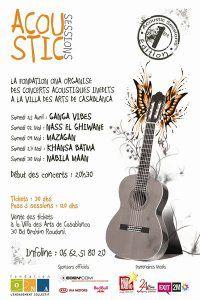 Khansa Batma @ Acoustic Sessions, le 23 mai 2009