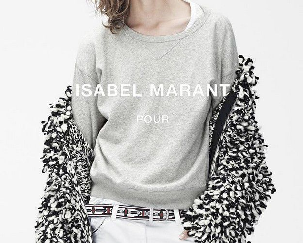 ISABEL MARANT FOR H&M / FALL 2013 AD CAMPAIGN