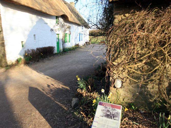 Kerhinet village de Brière