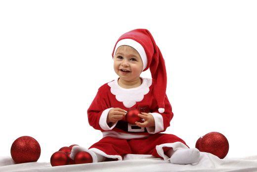 Bébés de Noël... ou pas !