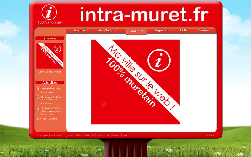 Intra-Muret Le site des Muretains