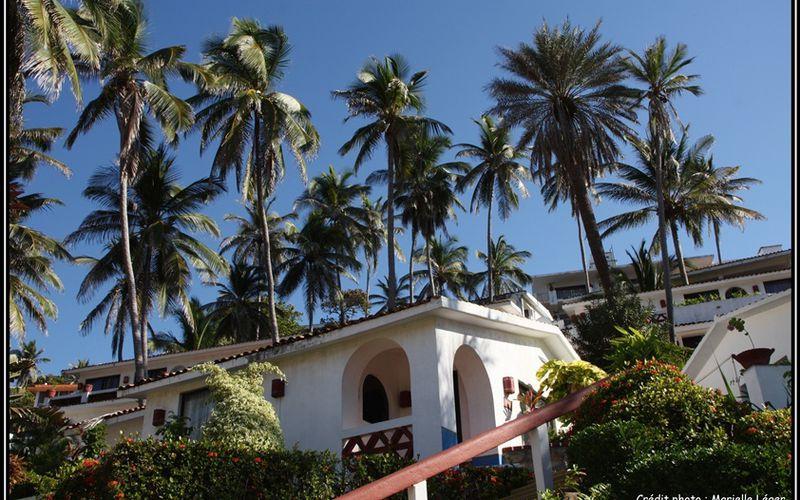 Acapulco : hôtel Mirador